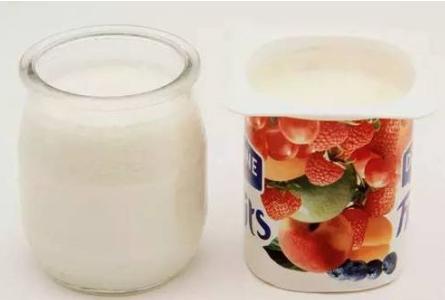 每天一杯酸奶