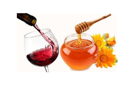红酒蜂蜜去痘印