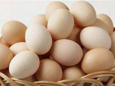 富含维生素b2的食物:鸡蛋
