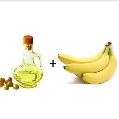 香蕉橄榄面膜