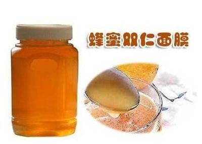 蜂蜜双仁面膜