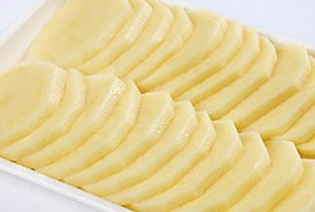土豆片去痘印